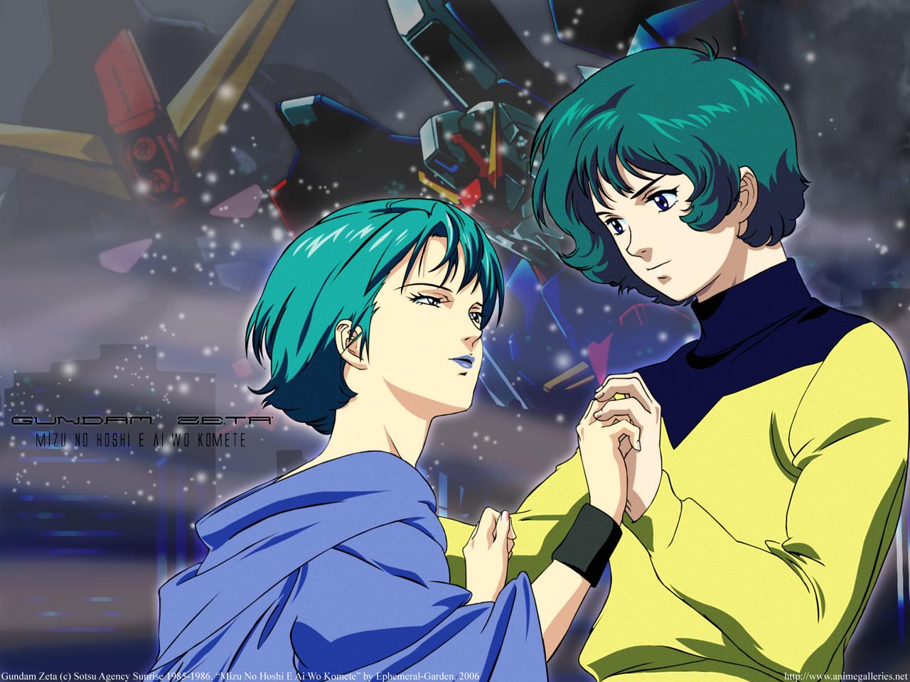 Gundam Anime Wallpaper # 3