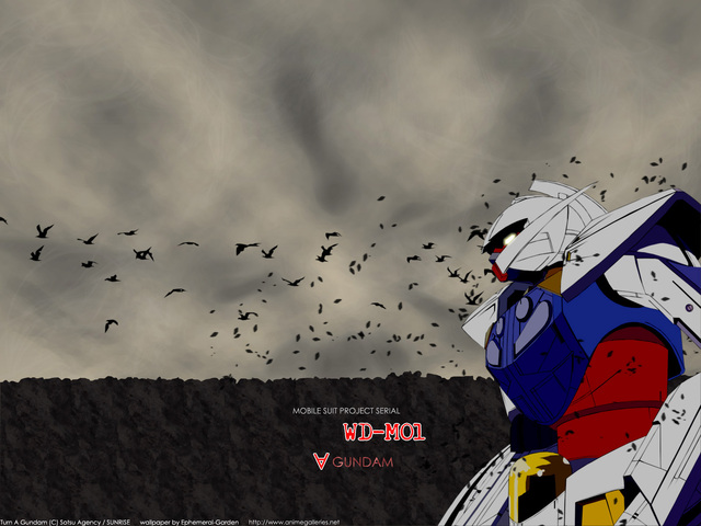 Gundam Anime Wallpaper #4