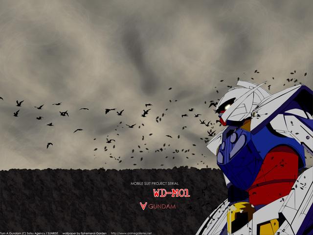 Gundam Anime Wallpaper #4