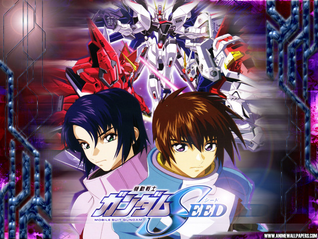 Gundam Seed Anime Wallpaper #10