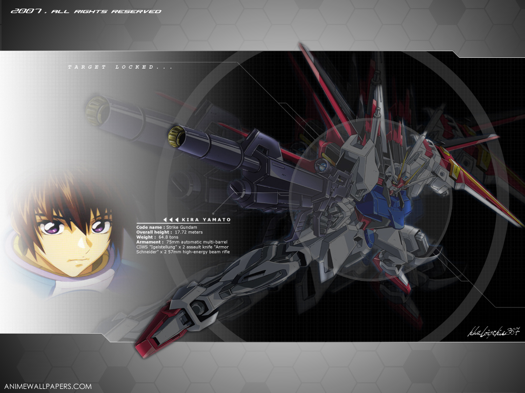 Gundam Seed Anime Wallpaper # 1