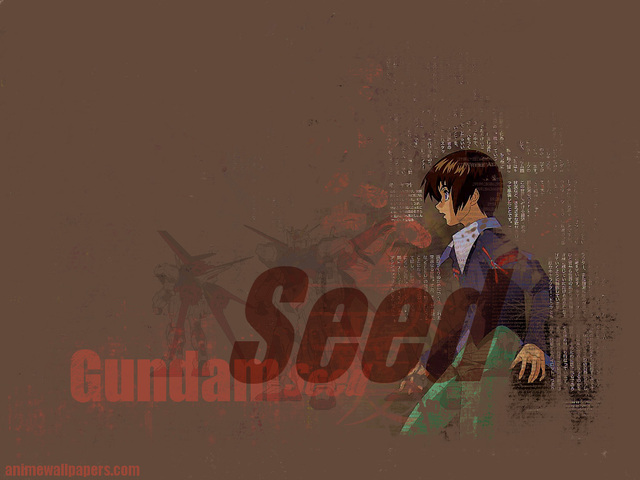 Gundam Seed Anime Wallpaper #2