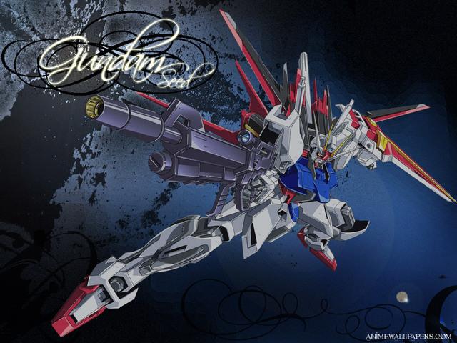 Gundam Seed Anime Wallpaper #3
