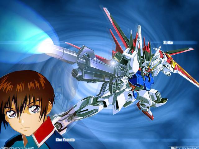 Gundam Seed Anime Wallpaper #4