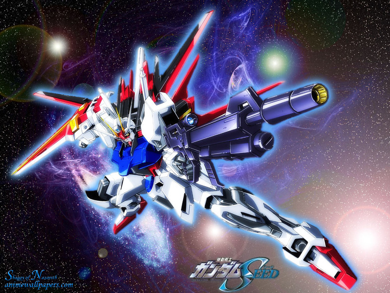 Gundam Seed Anime Wallpaper # 6