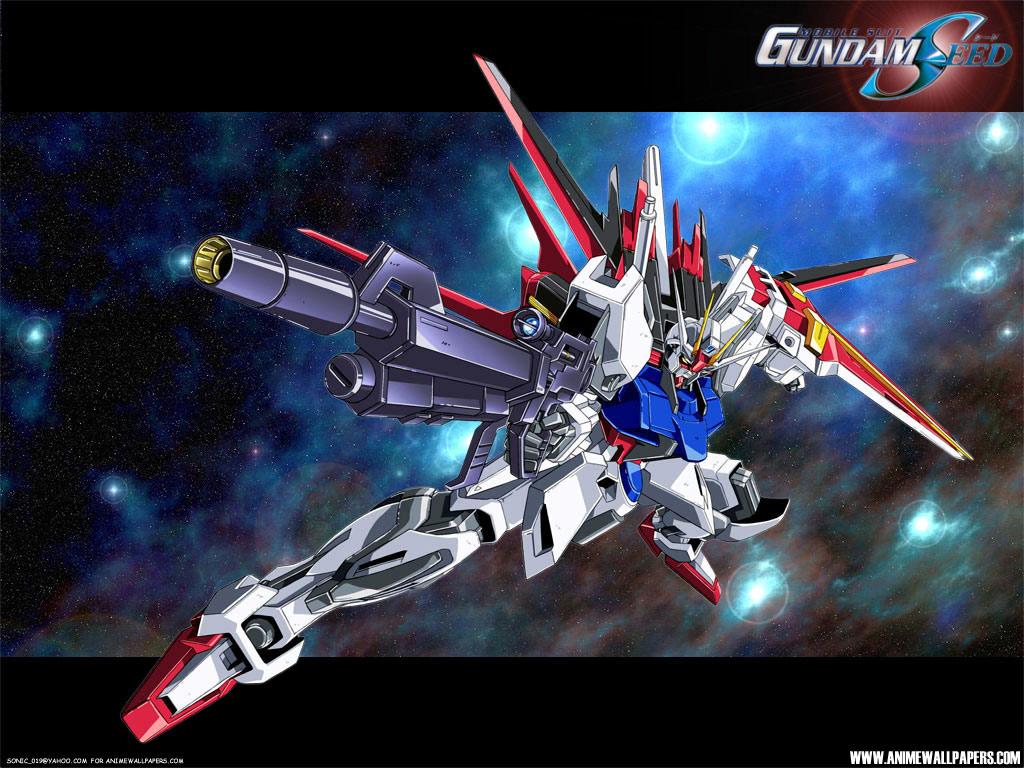 Gundam Seed Anime Wallpaper # 9