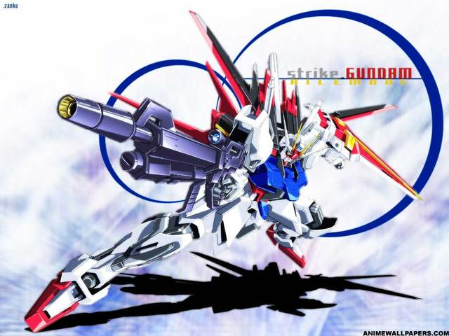 Gundam Strike Anime Wallpaper #1