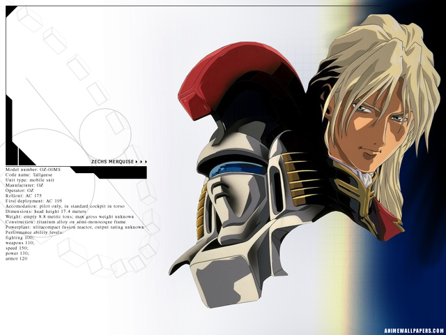Gundam Wing Anime Wallpaper #10