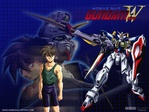 Gundam Wing Anime Wallpaper # 12