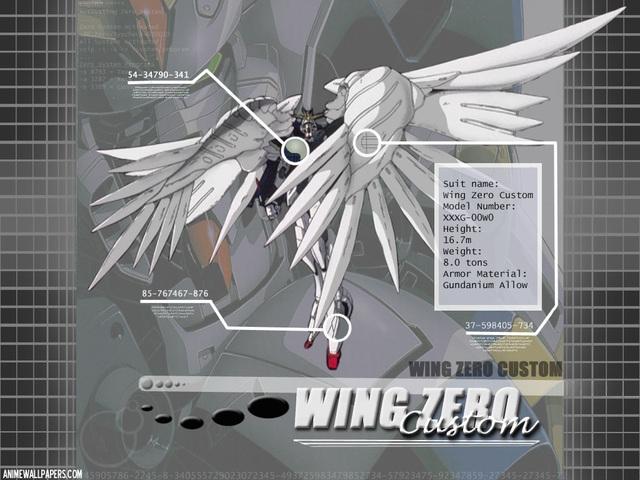 Gundam Wing Anime Wallpaper #13