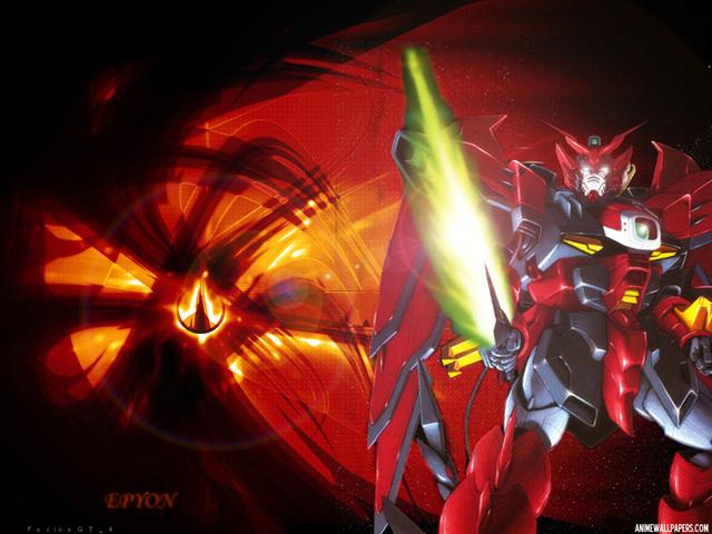 Gundam Wing Anime Wallpaper #14