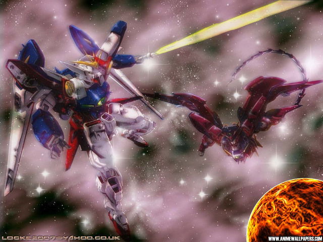 Gundam Wing Anime Wallpaper #18