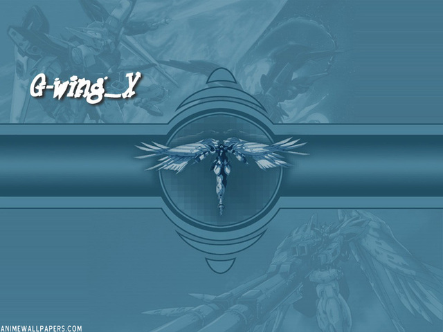 Gundam Wing Anime Wallpaper #2