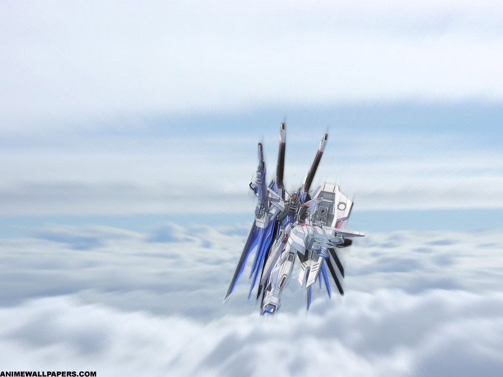 Gundam Wing Anime Wallpaper # 3