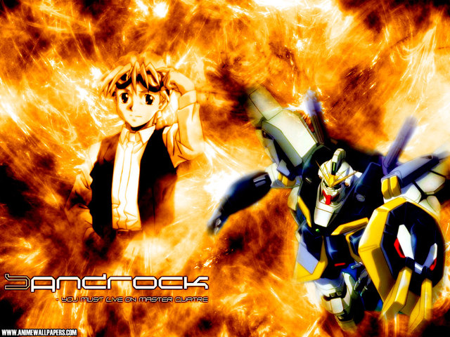 Gundam Wing Anime Wallpaper #4