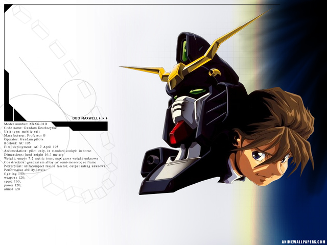 Gundam Wing Anime Wallpaper #6