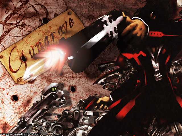 Gungrave Anime Wallpaper #1