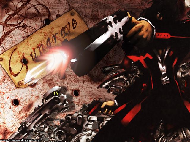 Gungrave Anime Wallpaper #1
