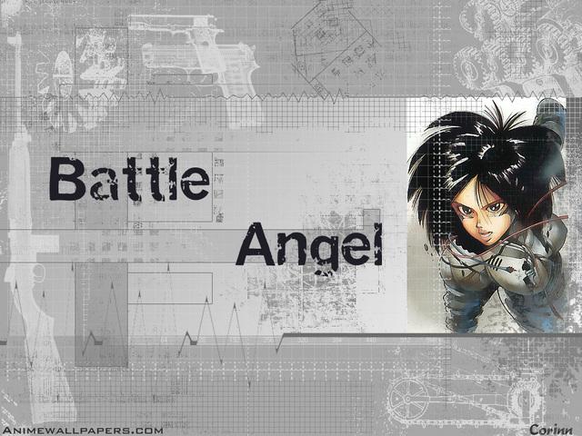 Battle Angel Alita Anime Wallpaper #2