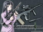 Gunslinger Girl Anime Wallpaper # 1