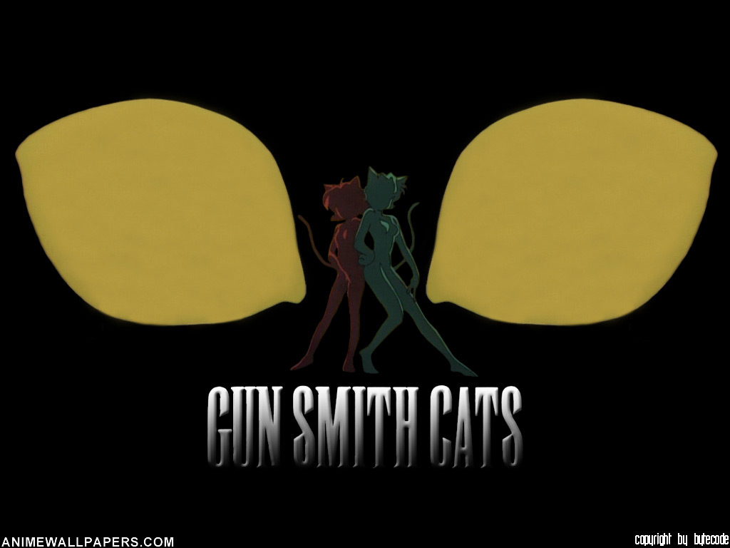 Gunsmith Cats Anime Wallpaper # 3