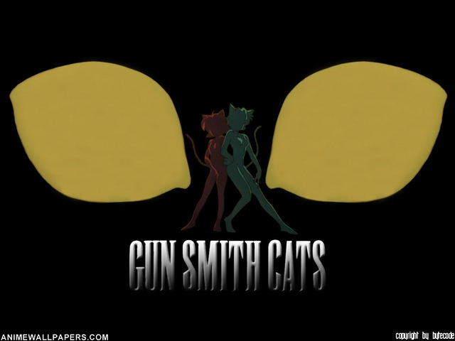 Gunsmith Cats Anime Wallpaper #3