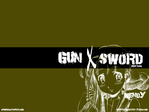 Gun X Sword Anime Wallpaper # 2