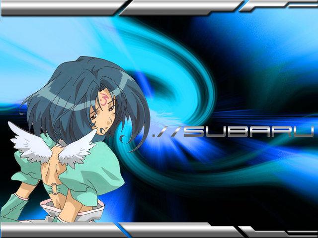 .Hack Anime Wallpaper #1