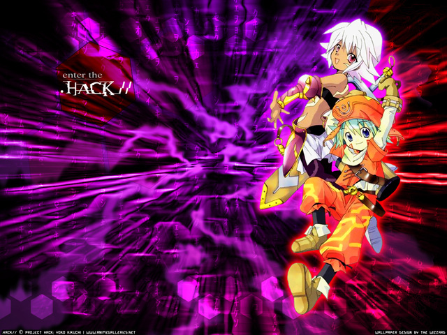 .Hack Anime Wallpaper #29