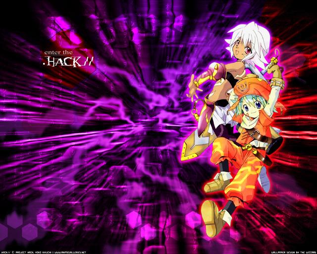 .Hack Anime Wallpaper #30