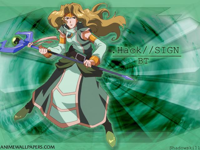 .Hack Anime Wallpaper #4