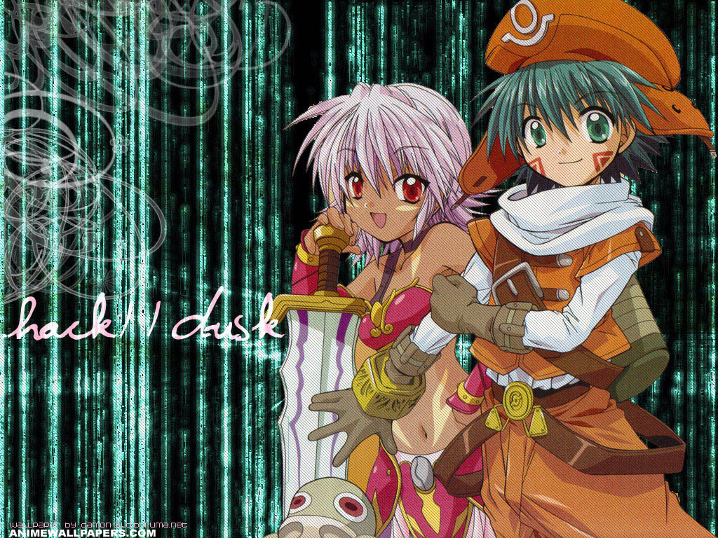 .Hack Anime Wallpaper # 9