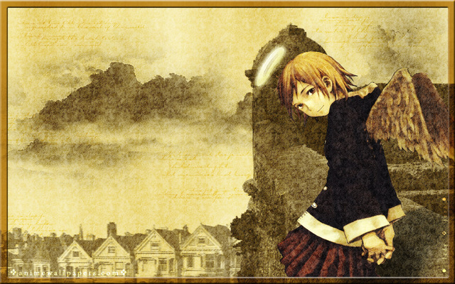 Haibane Renmei Anime Wallpaper #10