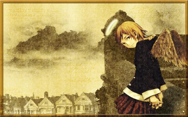 Haibane Renmei Anime Wallpaper #10