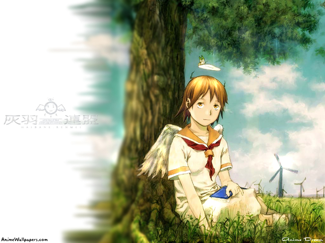 Haibane Renmei Anime Wallpaper #3