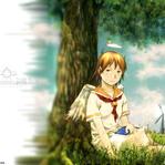 Haibane Renmei Anime Wallpaper # 3