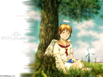 Haibane Renmei Anime Wallpaper # 3