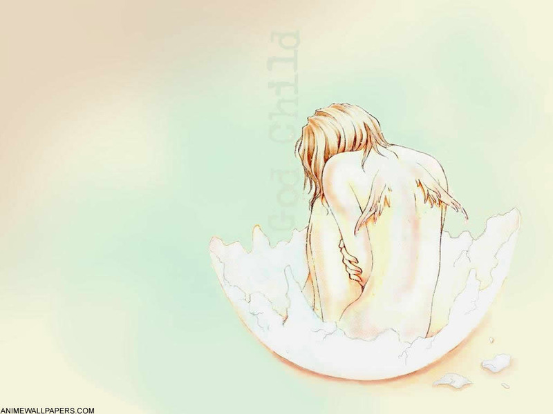 Haibane Renmei Anime Wallpaper # 6