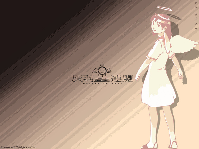 Haibane Renmei Anime Wallpaper #7