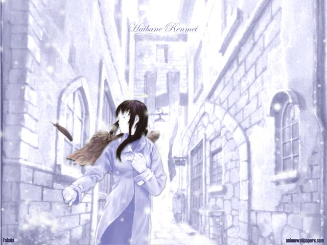 Haibane Renmei Anime Wallpaper #8