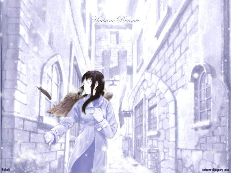 Haibane Renmei Anime Wallpaper # 8