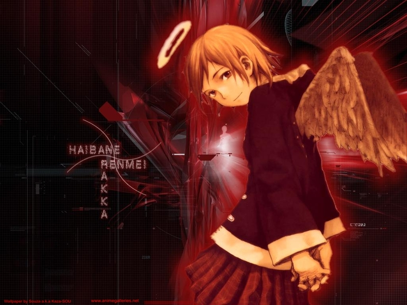 Haibane Renmei Anime Wallpaper # 9