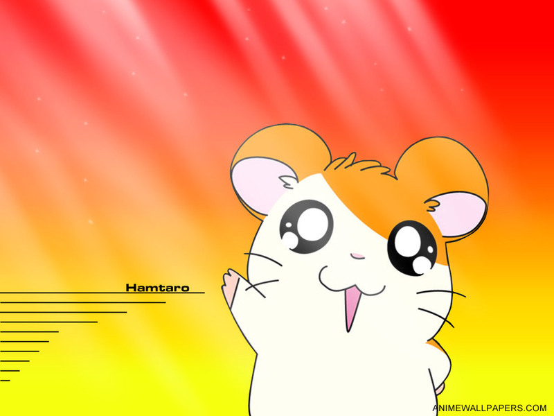 Hamtaro Anime Wallpaper # 1