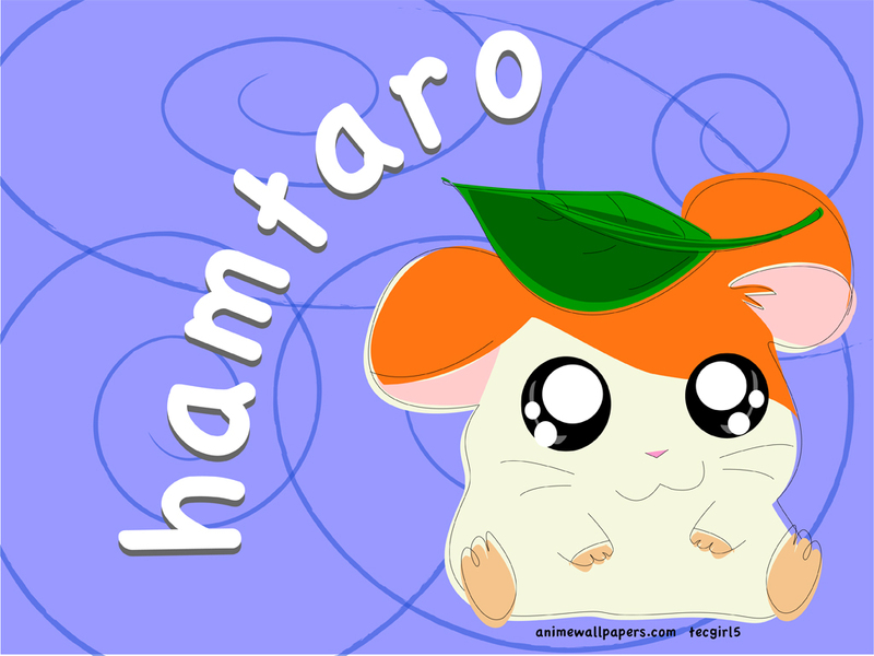 Hamtaro Anime Wallpaper # 3