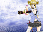 Rave Master Anime Wallpaper # 2