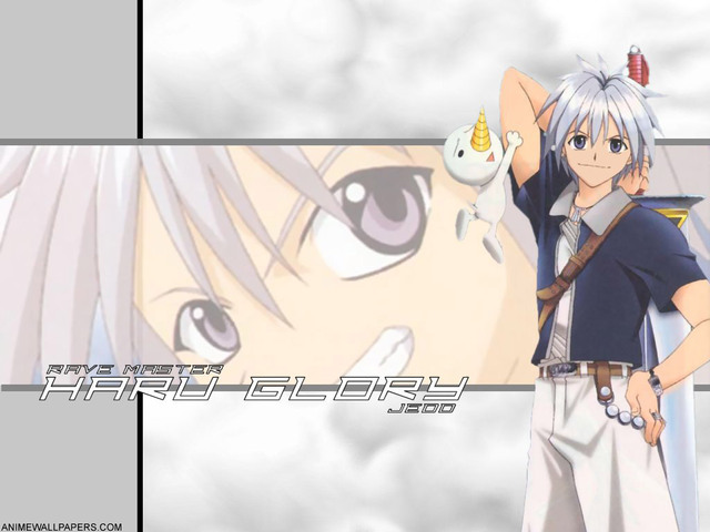 Rave Master Anime Wallpaper #3