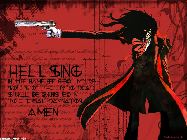 Hellsing Anime Wallpaper #10