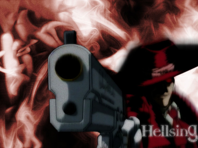 Hellsing Anime Wallpaper #11