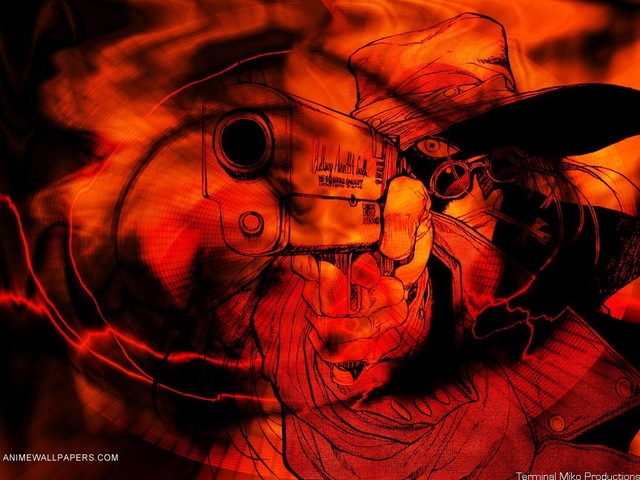 Hellsing Anime Wallpaper #12