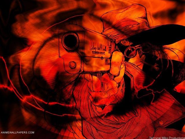 Hellsing Anime Wallpaper #12